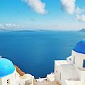 Santorini Island, Greece, Beautiful by Design Pics Vibe
