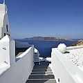 Santorini  by Jan Sieminski