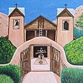 Santuario De Chimayo by Aimee Mouw