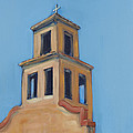 Santuario De Nuestra Senora De Guadalupe by David  Llanos
