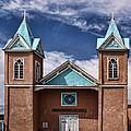 Santuario De San Lorenzo by Nikolyn McDonald