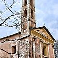 Saorge Church by Gabriela Insuratelu