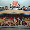 Saprito Bros. Fruit Company by Robert Raymond