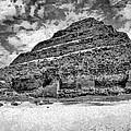 Saqqara Pyramid by George Rossidis