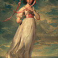 Sarah Goodwin Barrett Moulton Pinie 1794 by Thomas Lawrence