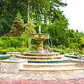 Sarah Lee Baker Perennial Garden 5 by Jeelan Clark