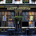 Sarah's London Pub by David Pyatt