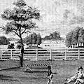 Saratoga, New York, 1794 by Granger