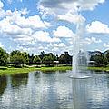Saratoga Springs Resort Walt Disney World by Thomas Woolworth