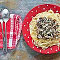 Sardines And Spaghetti by Tom Gowanlock