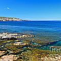 Sardinia - Shore In San Pietro Island by Antonio Scarpi