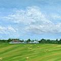 Saskatchewan Summer by Deborah Butts