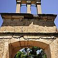 Sassia Monastery Bell Tower by Deborah Benbrook