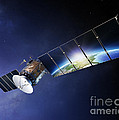 Satellite Communications With Earth by Johan Swanepoel