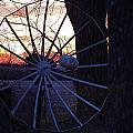 Satellite Sunset by Wayne Williams