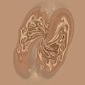 Satin Butterfly by Judi Suni Hall