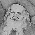 Satmar Rebbe by Baruch Y Lebovits