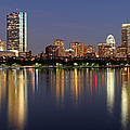 Saturday Night Live In Beantown by Juergen Roth