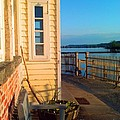 Saugerties Lighthouse by Beth Ferris Sale
