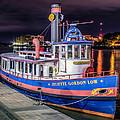 Savannah Belle Dot Ferry by Rob Sellers