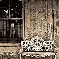 Savannah Bench by John McGraw