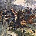 Savannah: Pulaski, 1779 by Granger