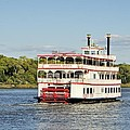Savannah River Steamboat