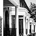 Savannah Rowhouses Savannah Ga by William Dey