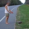 Saving The Turtle by Susan Wyman