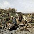Savitski, Konstantin Apollonovitch by Everett