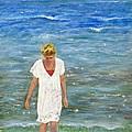 Savoring The Sea by Margaret Bobb