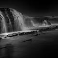 Sawarna Beach by Helmi Rahmat S
