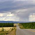 Sawmill Creek Road 2 by Cathy Mahnke