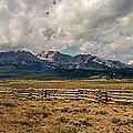 Sawtooth Range by Robert Bales