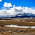 Sawtooth Ridge by John Lee