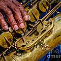 Sax by George DeLisle