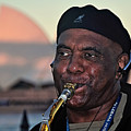 Sax In The City by Kaye Menner