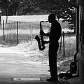 Saxoman by Nicolaj Boettcher