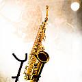Saxophone  by Bob Orsillo