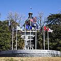 Sc Veterans Monument by Charles Hite
