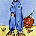 Scarecrow by Norma Appleton