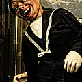 Scary Sailor Puppet by Doc Braham