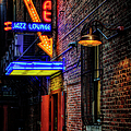 Scat Lounge Living Color by Joan Carroll
