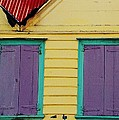 Colorful Doors In Antigua by Marcus Dagan