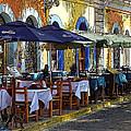 Scenes From Plaza Machado by Anne Mott