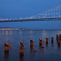 Scenic Bay Bridge by Dan Peak