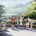 Scenic Overlook by Sam Sidders