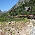 Scenic Railroad by Sophie Vigneault