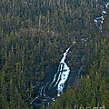 Scenic Waterfall by Robert Bales