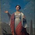 Schiavoni Natale, St Catherine, 1828 by Everett